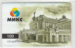 PREPAID PHONE CARD RUSSIA IN BLISTER (CK1770 - Russia