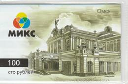 PREPAID PHONE CARD RUSSIA IN BLISTER (CK1771 - Russia