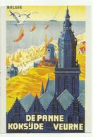 De Panne -Koksijde - Veurne  - Collectie Roland Florizoone - Koksijde