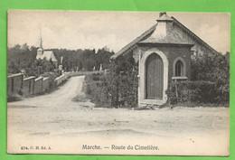 MARCHE   -   Route Du Cimetière - Marche-en-Famenne