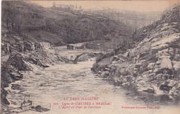 Tarn : Ligne De CASTRES à BRASSAC : L'Agout Au Pont De Ferrières - Castres