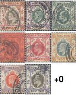 Ref. 645659 * USED * - HONG KONG. 1904. - Briefe U. Dokumente