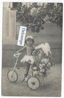 LAMALOU-les-BAINS (34) - Fête Enfantine été 1931 - Carte-photo Melle Monique Rayan - Lamalou Les Bains