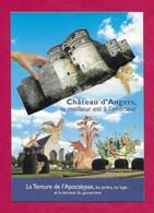 CPM.    Cart'Com.   Le Château D'Angers.   La Tenture De L'Apocalypse.    Postcard. - Castles