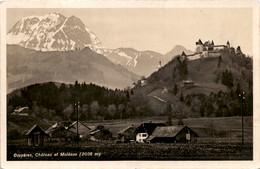 Gruyeres - Chateau Et Moleson (63) * 6. 8. 1930 - FR Fribourg