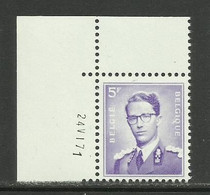 DR14 : Nr 1029F Met Drukdatum 24 VI 71 ( Postfris ) - 1953-1972 Anteojos