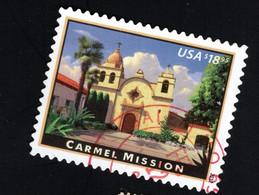 2012 Carmel Mission Mi US 4826 Sn US 4650 Yt US 4468B Sg US 5254 Express  Used - Used Stamps