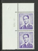 DR15 : Nr 1029F Met Drukdatum 21 V 69 ( Postfris ) - 1953-1972 Anteojos