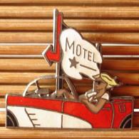 Joli Pin's Motel, Démons & Merveilles, émail Grand Feu, TBQ, Pins Pin. - Altri