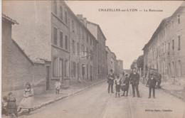 LOIRE ----------------chazelles Sur Lyon - Sonstige Gemeinden