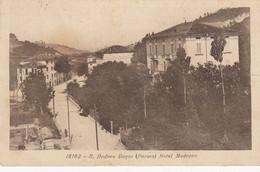SAN ANDREA BAGNI-PARMA-HOTEL=MODERNO=-CARTOLINA  VIAGGIATA IL 8-9-1940 - Parma