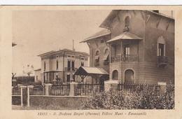 SAN ANDREA BAGNI-PARMA-VILLINI MUSI -EMANUELLI-CARTOLINA  VIAGGIATA IL 8-8-1940 - Parma