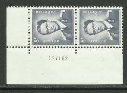DR22 : Nr 1071W Met Drukdatum 12 VI 62 ( Postfris ) - 1953-1972 Anteojos