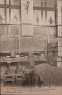 Anvers, Déplacement Et Rehaussement De La Gare Du Dam #08 Intérieur De La Salle Des Pas-perdus Sous Les Guichets - Antwerpen