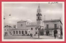 CPSM- LA GOULETTE - Ann.50- L' Eglise - CAP N°40 * Scan Recto/Verso - Tunesië