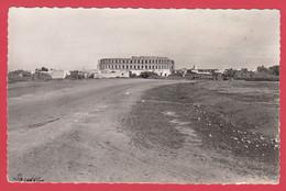 CPSM- SOUSSE -EL-DJEM  - Ann.50- Glatigny  N°9001 * Scan Recto/Verso - Tunesië