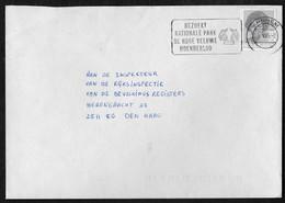 Arnhem: Bezoekt Nationaal Park De Hoge Veluwe Hoenderloo - Poststempels/ Marcofilie