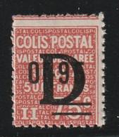 France Colis Postaux N° 136 Sans Charniére ** - Ungebraucht