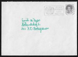 's-Hertogenbosch: 40 Jaar Verenigde Naties 1945-1985 - Poststempels/ Marcofilie