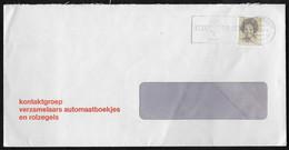 Amsterdam: Kerkbalans Januari - Poststempels/ Marcofilie