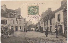 29 CROZON  Place Du Vieux Puits - Crozon
