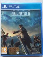 Sony PlayStation 4 - FINAL FANTASY XVDay One Edition ( Anno 2016  ) - Sony PlayStation