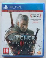 Sony PlayStation 4 - THE WITCHER WILD HUNT  ( Anno 2016  ) - Sony PlayStation