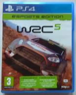 Sony PlayStation 4 - WRC 5  - ESPORTS EDITION ( Anno 2016  ) - Sony PlayStation