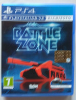 Sony PlayStation 4 - BATTLE ZONE  -  PLAYSTATION VR ( Anno 2016  ) - Sony PlayStation