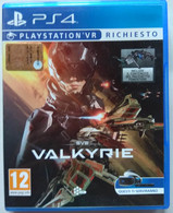 Sony PlayStation 4 - Eve VALKIRIE  -  PLAYSTATION VR ( Anno 2016  ) - Sony PlayStation