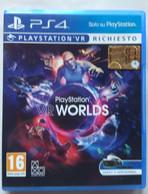 Sony PlayStation 4 - WORLDS  -  PLAYSTATION VR ( Anno 2016  ) - Sony PlayStation