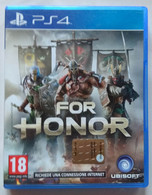Sony PlayStation 4 - FOR HONOR -   ( Anno 2017  ) - Sony PlayStation