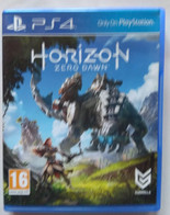 Sony PlayStation 4 - HORIZON ZERO DOWN -   ( Anno 2017  ) - Sony PlayStation