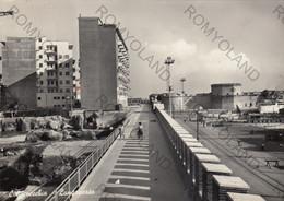 CARTOLINA  CIVITAVECCHIA,LAZIO,LUNGOMARE,BELLA ITALIA,MEMORIA,CULTURA,STORIA,IMPERO ROMANO,VIAGGIATA 1961 - Civitavecchia