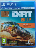 Sony PlayStation 4 - DIRT RALLY - DLC  -  PLAYSTATION VR ( Anno 2017  ) - Sony PlayStation