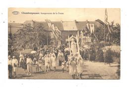 Bouffioulx NA11: Chamborgneaux. Inauguration De La Grotte - Chatelet