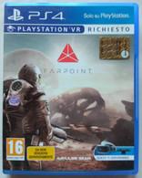 Sony PlayStation 4 - FARPOINT  IMPULSE GEAR  -  PLAYSTATION VR ( Anno 2017  ) - Sony PlayStation