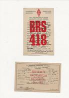 LOT  DE 10 CARTES       RADIO - 5 - 99 Postcards