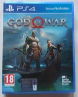 Sony PlayStation 4 - GOD OF WAR ( Anno 2018  ) - Sony PlayStation