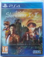 Sony PlayStation 4 - SHENMUE I And II ( Anno 2018  ) NUOVO Ancora Sigillato - Sony PlayStation