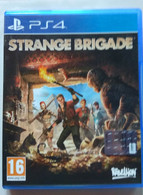 Sony PlayStation 4 - STRANGE BRIGADE ( Anno 2018  ) - Sony PlayStation