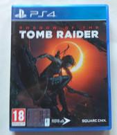 Sony PlayStation 4 - SHADOW OF THE TOMB RAIDER ( Anno 2018  ) - Sony PlayStation