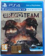 Sony PlayStation 4 - BRAVO TEAM - PLAYSTATION VR  ( Anno 2018  ) - Sony PlayStation