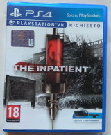 Sony PlayStation 4 - THE IMPATIENT - PLAYSTATION VR  ( Anno 2018  ) - Sony PlayStation