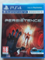 Sony PlayStation 4 - THE PERSISTENCE - PLAYSTATION VR  ( Anno 2018  ) - Sony PlayStation