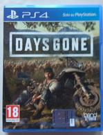 Sony PlayStation 4 - DAYS GONE  ( Anno 2019  ) - Sony PlayStation