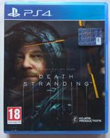 Sony PlayStation 4 - DEATH STRANDING  ( Anno 2019  ) - Sony PlayStation
