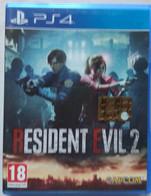 Sony PlayStation 4 - RESIDENT EVIL     ( Anno 2019  ) - Sony PlayStation