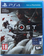 Sony PlayStation 4 - GHOST OF TSUSHIMA     ( Anno 2020  ) - Sony PlayStation