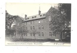 Frameries NA17: Pensionnat Des Soeurs De La Providence. Vue Prise Du Parc 1902 - Frameries